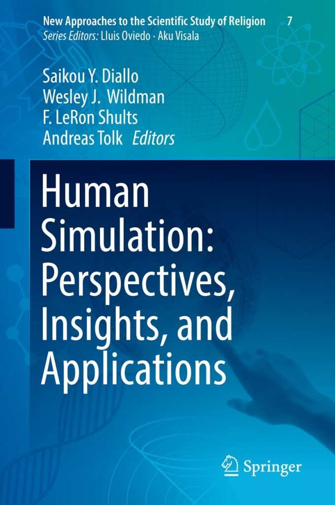 Human Simulation cover