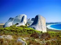 Eroded Granite, Cheynes Beach, Australia.jpg
